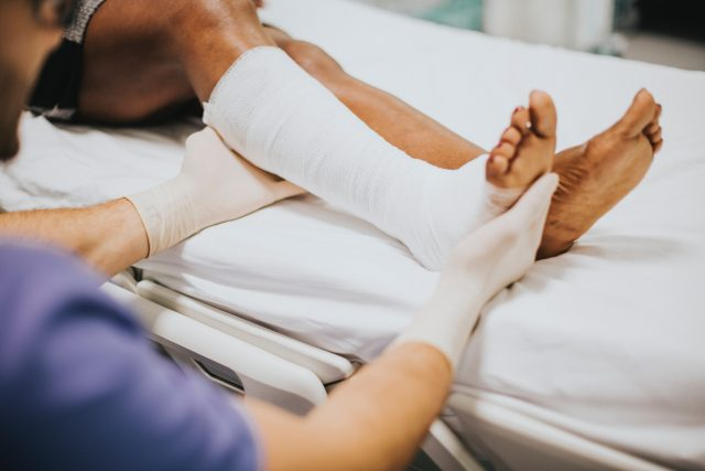 Ankle Replacement is about to become a 325 billion dollar industry