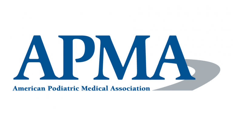 "The line of the day; ""The Coveted APMA Seal of Approval""."