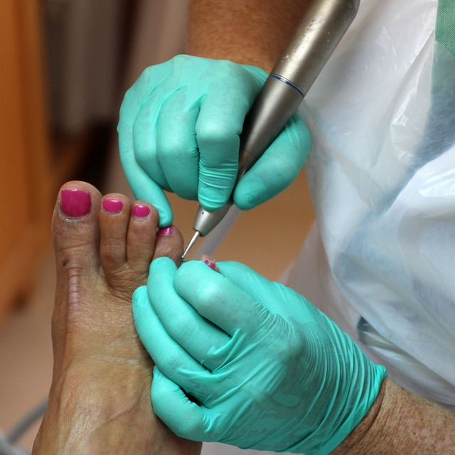Of Pedicures and Podiatrists