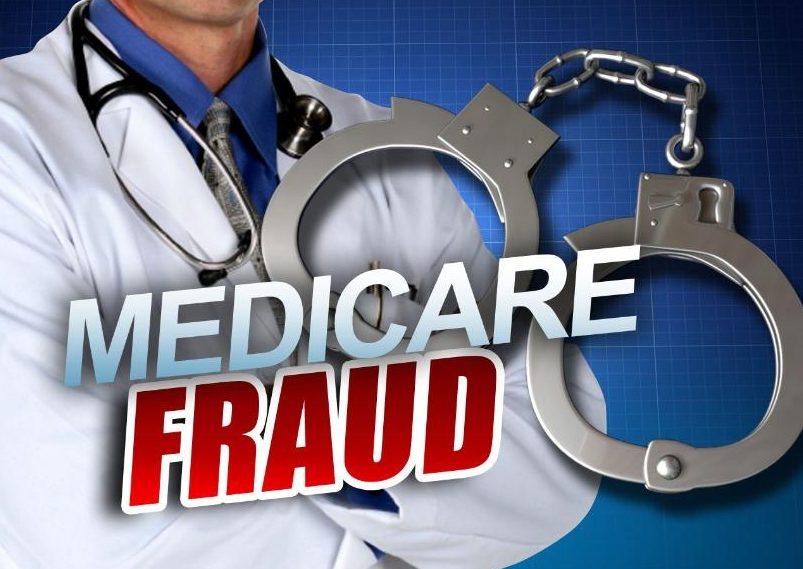 Cleveland Podiatrist sentenced to 3 years for 1.2 million in Medicare Fraud