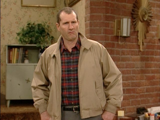 Al Bundy vs. Podiatry