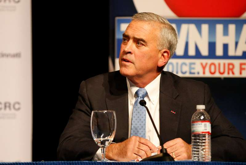 Brad Wenstrup.. star of impeachment hearings and the Podiatry jokes follow