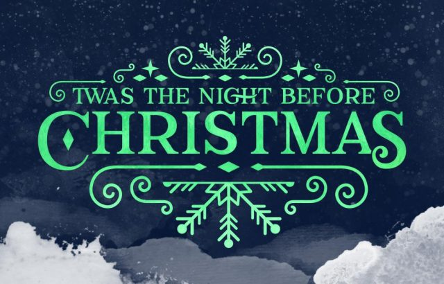 A Podiatric Night Before Christmas
