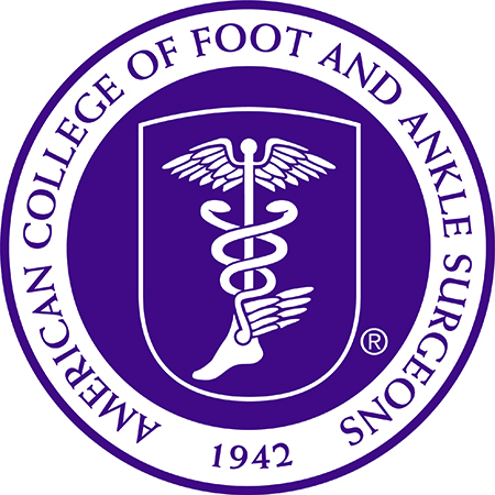 Two Orthopedic Surgeons specializing in Bunions link to ACFAS on their site.