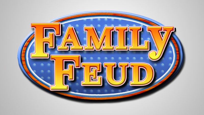 Podiatrist was an answer on the Family Feud