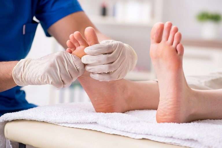 A Podiatrist wrote a way too long article on why he became a Podiatrist