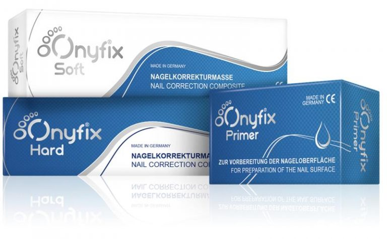 Podiatrists are promoting Onyfix to prevent ingrown toenails.