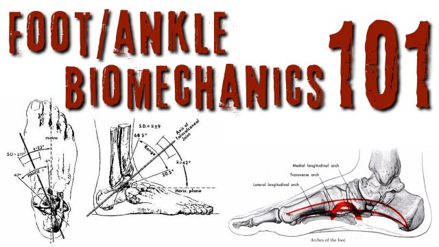A Podiatrist finally asks What the F is Biomechanics all about!