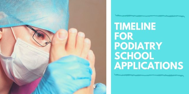 Will the Pandemic actually lead to an increase in Podiatry School applications?