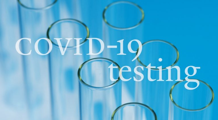 Podiatrists are offering COVID-19 testing
