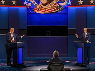 Presidential Debate made no mention of Podiatry