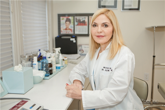 Suzanne Levine makes up science to promote Podiatry