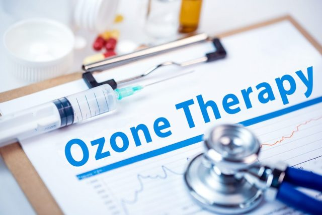To the Podiatrist who got knocked in the PM News for providing OZONE treatments
