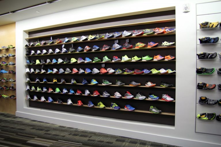 A Podiatrist owns a running shoe store in Virginia
