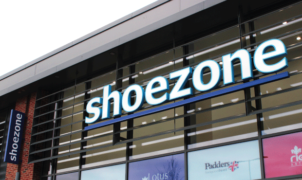 A company named Shoe Zone has a man named Boot and Foot