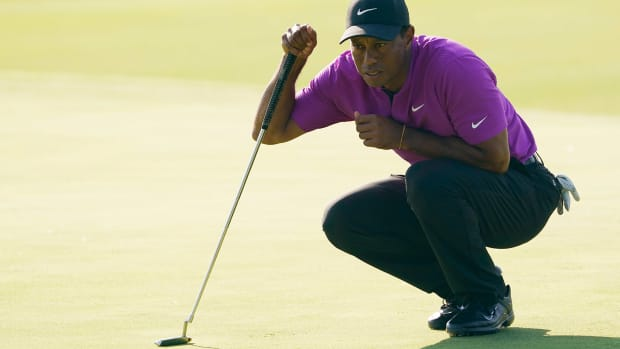 Podiatrist thinks Tiger Woods need an Ankle replacement