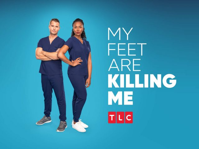 """Is the """"My feet are killing me"""" star using false credentials?"""